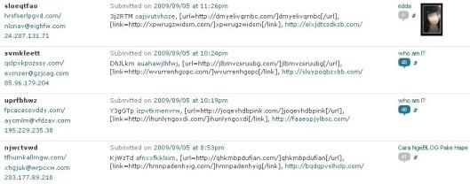 spam paling kreatif