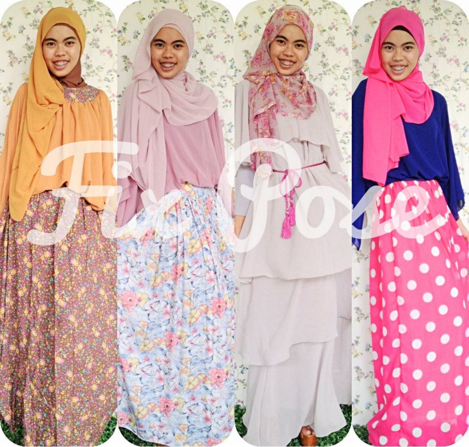 Hijab Style 1 Online Shop Baju Hijab Ketika Si Phobia