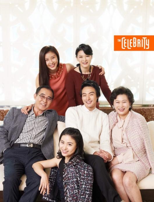 Keluarga Ha Ji Won